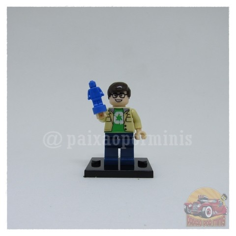 Leonard - The Big Bang Theory - Paixão Por Minis