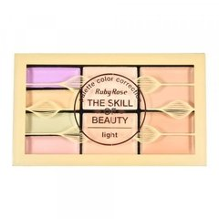 Corretivo The Skill Of Beauty Light - Ruby Rose (HB 8097/1)