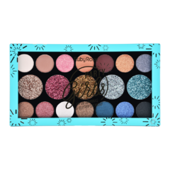 Paleta de Sombras Party Girls Ruby Rose HB-1047