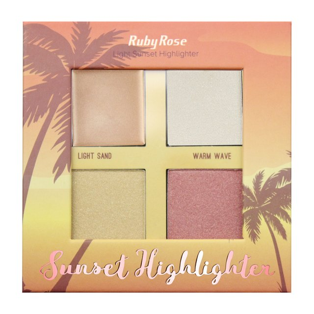 HB 7504 L - Iluminador Sunset Highlighter Light