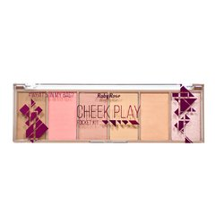 Paleta Pocket Cheek Play - Ruby Rose (HB 7515)