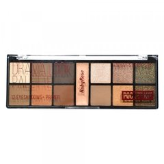 Paleta De Sombra Pocket Drama Look - Ruby Rose (HB 9963)