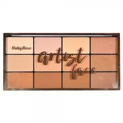 Paleta Artist Face - Ruby Rose (HB 7218)