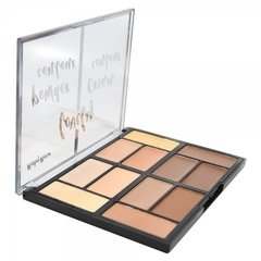 Paleta de Contorno Lovely Powder Cream Contour - Ruby Rose (HB 8100) na internet