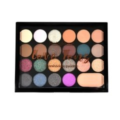 Paleta De Sombras Love Tons - Ruby Rose (HB 1002)