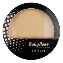Pó Facial Bege Escuro - Ruby Rose (HB 7212-5)