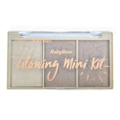 Iluminador Glowing Mini Kit - Ruby Rose (HB 7215)