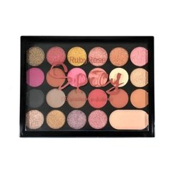 Paleta De Sombras Spicy - Ruby Rose (HB 1001)