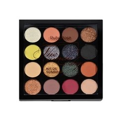 Paleta De Sombras The Candy Shop - Ruby Rose (HB 1017)
