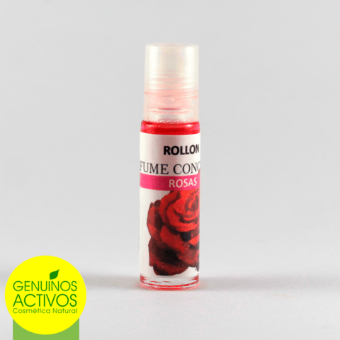 Perfumes Concentrados Roll On - Genuinos Activos Cosmética Natural