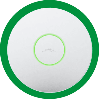 UBIQUITI UNIFI UAP-BR ACCES POINT 2,4GHZ