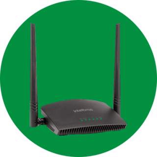 ROTEADOR WIRELESS RF 301K 300MBPS