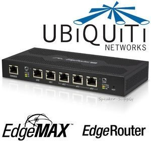 UBIQUITI EDGEROUTER POE, 5-PORT ROUTER WITH POE