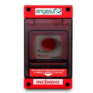 ENGESUL ACIONADOR MANUAL ENDERECAVEL IP66