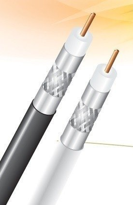 CABO COAXIAL CABLETECH RG06 TS 305