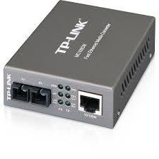 CONVERSOR MIDIA TP-LINK MC110CS 10/100 SINGLE MODE