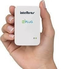 ROTEADOR WIRELESS NPLUG N 150MBPS na internet