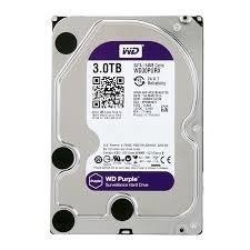 HD 3TB SATA2 7200RPM WD PURPLE na internet