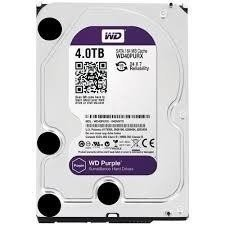 HD 4TB SATA2 7200RPM WD PURPLE
