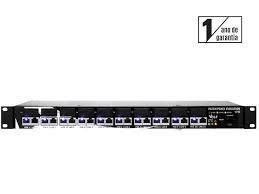 PATCH PANEL 10P EVOLUTION 24V