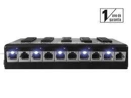 PATCH PANEL GIGA 5 PORTAS