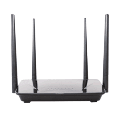 ROTEADOR WIRELESS DUAL BAND ACTION R1200