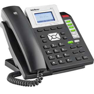 TELEFONE IP TIP210 INTELBRAS