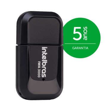 ADAPTADOR USB WIRELES IWA 3000 na internet