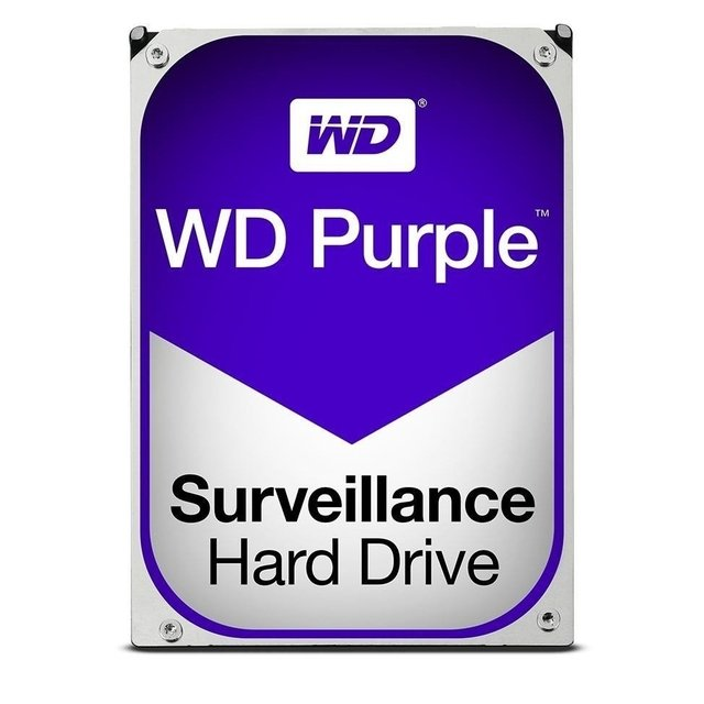 HD 4TB SATA2 7200RPM WD PURPLE - comprar online