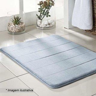 Tapete Super Soft Camesa 40x60cm Azul