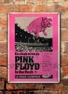 Chapa rústica Pink Floyd In The Flesh Tour 1977 - comprar online