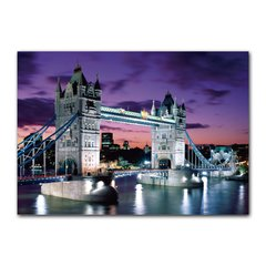 Quadro Decorativo Londres Tower Bridge