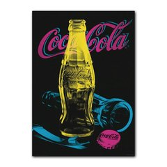 Quadro Decorativo Coca Cola Neon