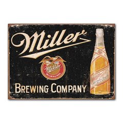 Quadro Decorativo Miller Brewing Company