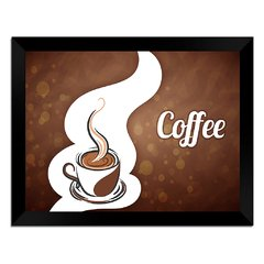 Quadro Decorativo Coffee na internet