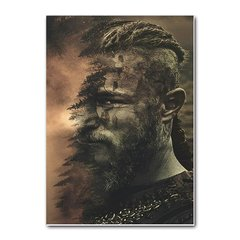 Quadro Decorativo Vikings