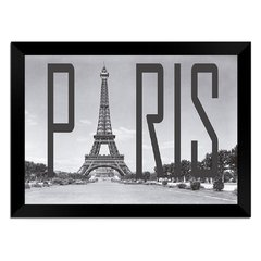 Quadro Decorativo Paris na internet