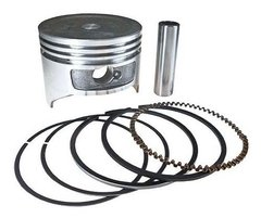 Kit Piston Motor Honda Gx 208 Cc Y Simil  Ø70mm Karting