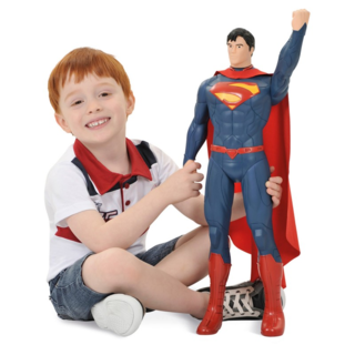 Boneco do Superman Gigante 55cm - Articulado