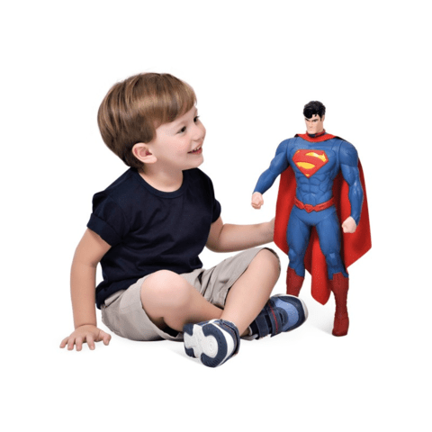 Boneco do Superman Articulado 43cm