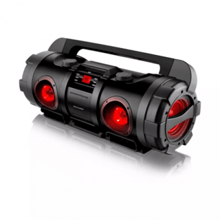 Boombox Bazooka Bluetooth Multilaser - SP218
