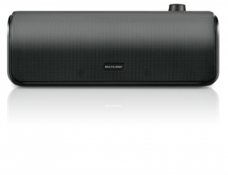 Caixa de Som Bluetooth 50W RMS USB/SD/P2 Preto SP190 Multila - Safari Magazine