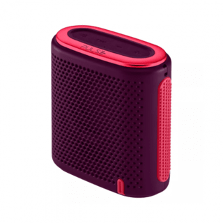 Caixa de Som Mini Bluetooth/SD/P2 10W RMS Roxo e Rosa Pulse