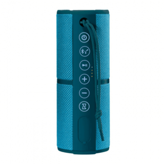 Caixa de Som Waterproof Bluetooth Azul Pulse - SP253