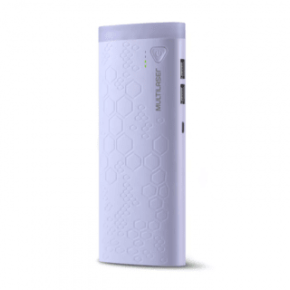Carregador Portátil Power Bank 10.000 Mah 2 Portas Usb Multi