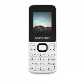 Celular New Up Dual chip com Câmera e Bluetooth MP3 Branco M - comprar online