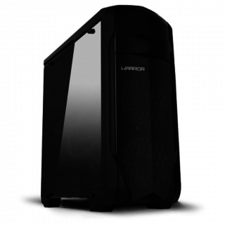 Gabinete Gamer Usb 2.0 3 Baias Internas Preto Warrior - GA15