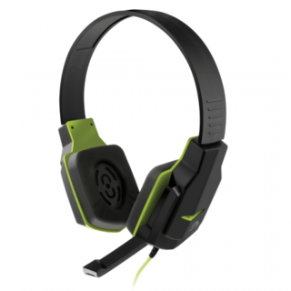 Headset Multilaser Gamer Verde - PH146