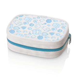 Kit Higiene Azul Multikids Baby - BB097