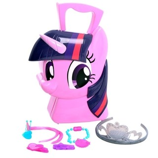 Maleta My Little Pony - Twilight Sparkle - Multikids - comprar online